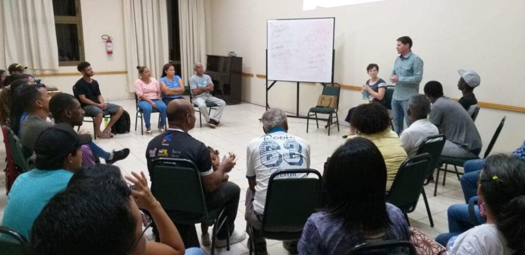 UEMS Acolhe dá suporte a quem fez do Brasil seu novo lar