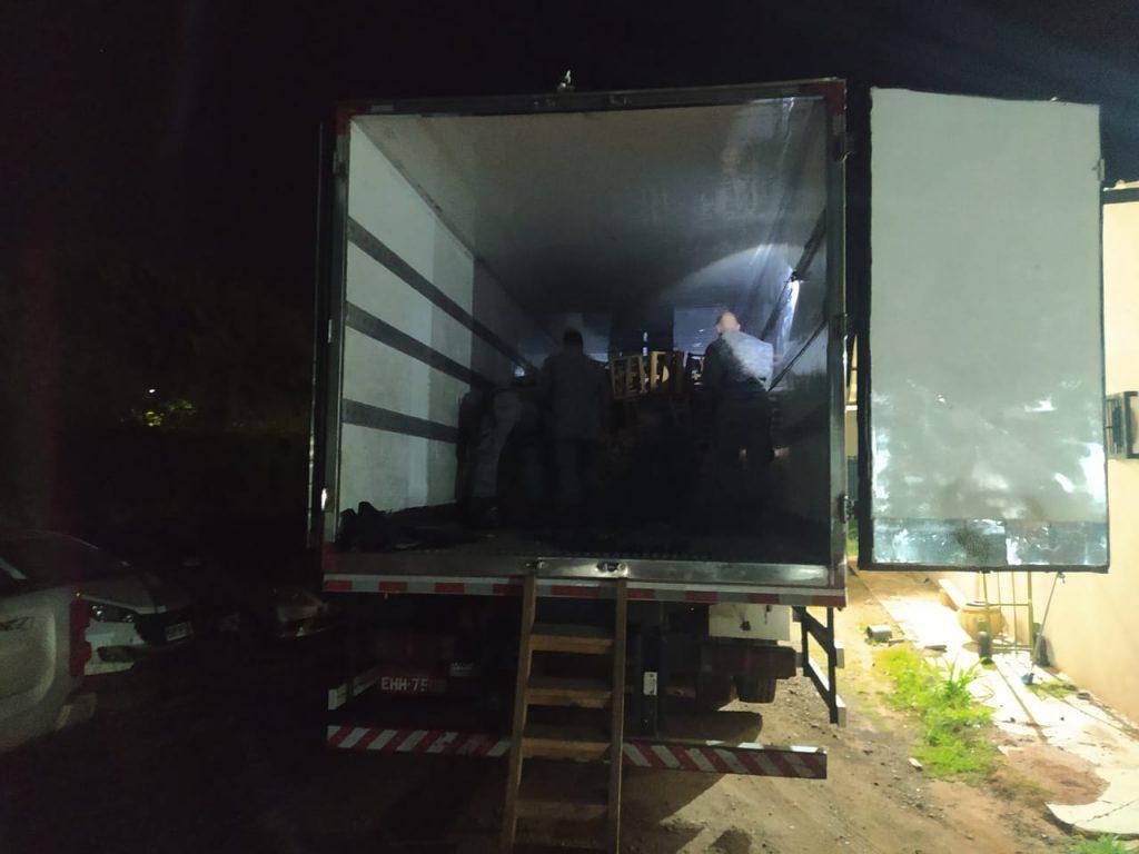 Batedor entrega depósito de drogas na Capital