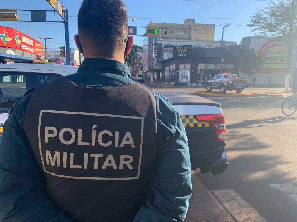"""PM lança Operação """"Dourados Mais Seguro"""" com as novas viaturas destinadas à cidade"""