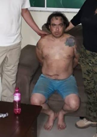 Um dos criminosos mais procurados do Brasil é preso em Salto del Guairá no Paraguai
