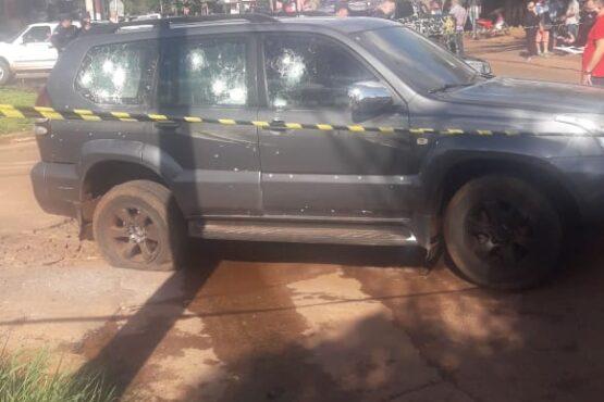 Polícia paraguaia prende três suspeitos por execução na fronteira em plena luz do dia