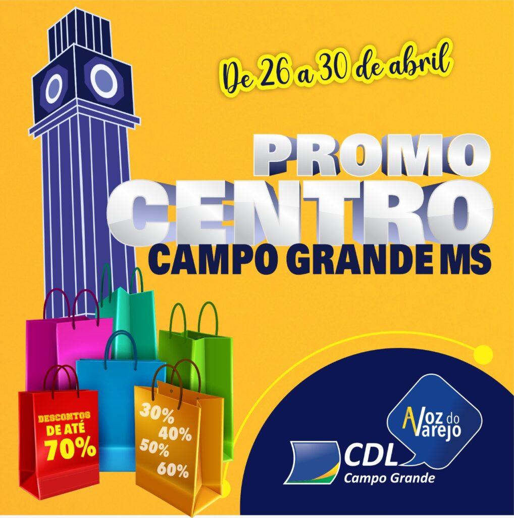 'Promocentro' inicia hoje com mais de 200 lojas participando campanha de vendas