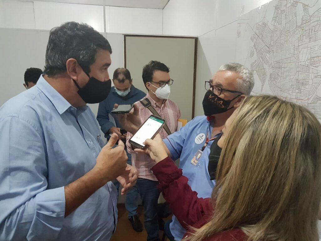 Secretário Riedel faz dia de 'governo' em Dourados para avaliar e mostrar municipalismo que gera desenvolvimento estadual