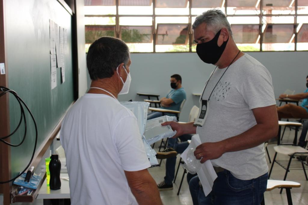 Com salários de mais de R$ 8 mil, concurso da MSGÁS movimenta Capital e interior