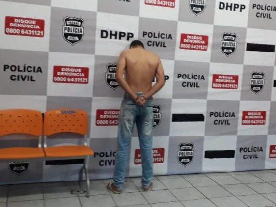 Serial Killer que matou jovem de Campo Grande é preso em Curitiba