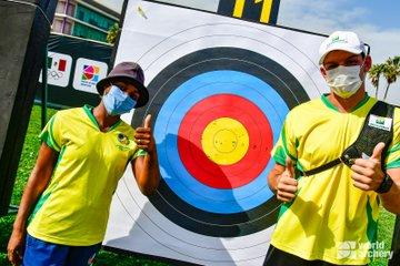 Brasil terá uma mulher no tiro com arco em Tóquio 2020