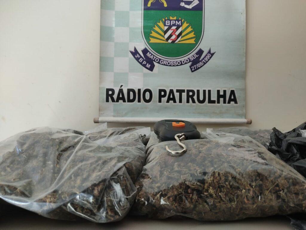 Vitima de Covid deixa tristeza e 'herança' a irmã em pacotes de droga
