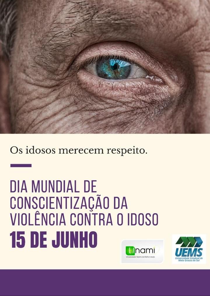 UEMS realiza ações de conscientização da violência contra a pessoa idosa