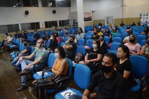 Prefeito abre 'Semana da Pessoa Surda' iniciada com palestra sobre saúde mental