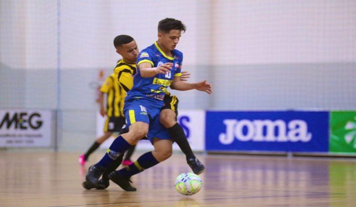 Taça Brasil de Futsal sub-17 tem MS com douradenses da Apaefs