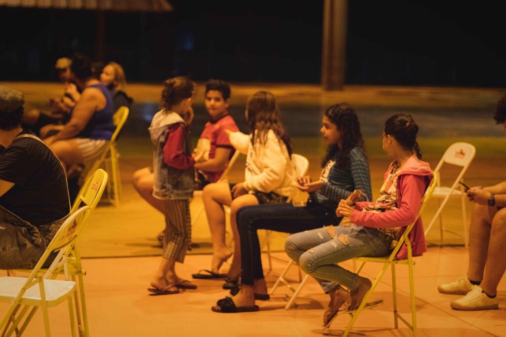 Praça do José Abrão terá 2º 'Transcine' que circular por parques da Capital