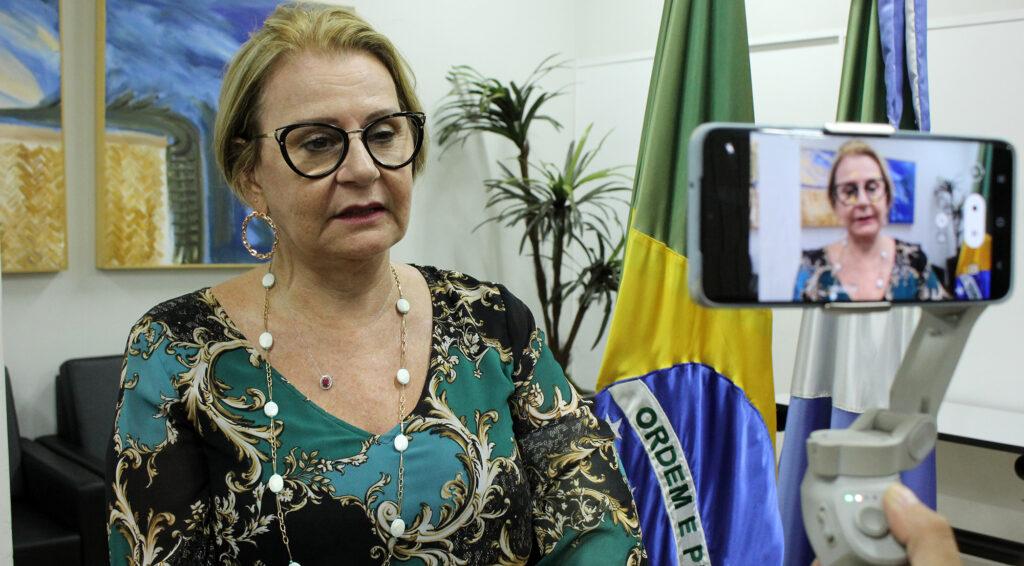 Em seminário com governadores, Reinaldo fala da alfabetização nas séries iniciais