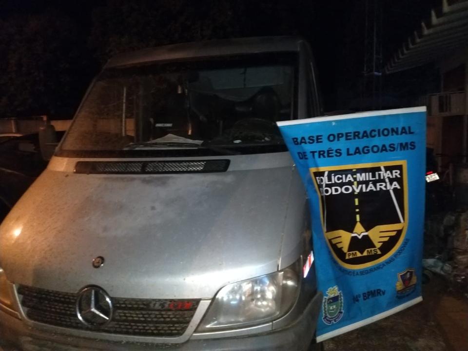 Traficante é preso com maconha após desobedecer ordem de parada em rodovia de MS