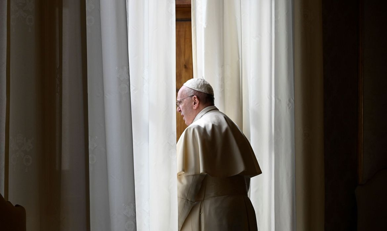 Reuters/Vaticano/Direitos Reservados