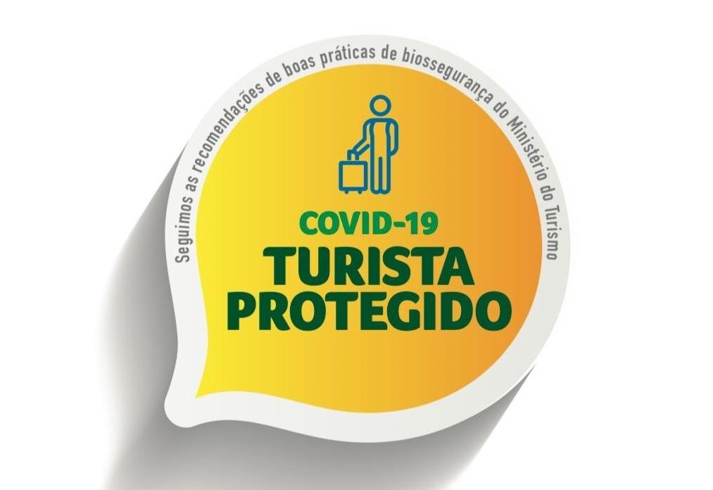 Selo reconhece estabelecimentos de turismo com boas práticas contra o Coronavírus