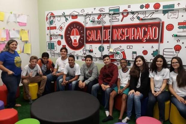 Escola do Sesi de Aparecida do Taboado oferece Novo Ensino Médio