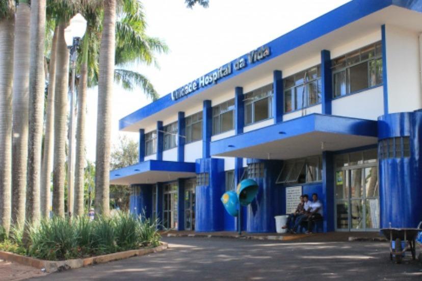 Hospital da Vida em Dourados. Divulgação