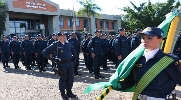 Governo abre processo seletivo interno para ingresso no curso de formação de sargentos da PM