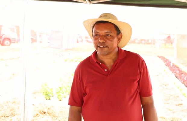 """""""Nossa propriedade hoje é um negócio de sucesso"""", comemora horticultor atendido pelo Senar/MS"""