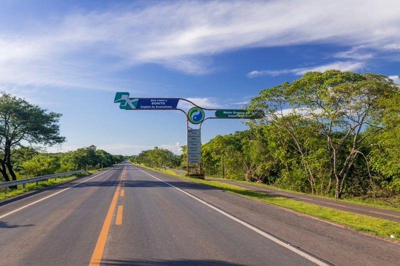 Bonito têm cerca de 40 passeios, onde apenas 9% dos turistas que frequentam a região são de MS. Visitbonito