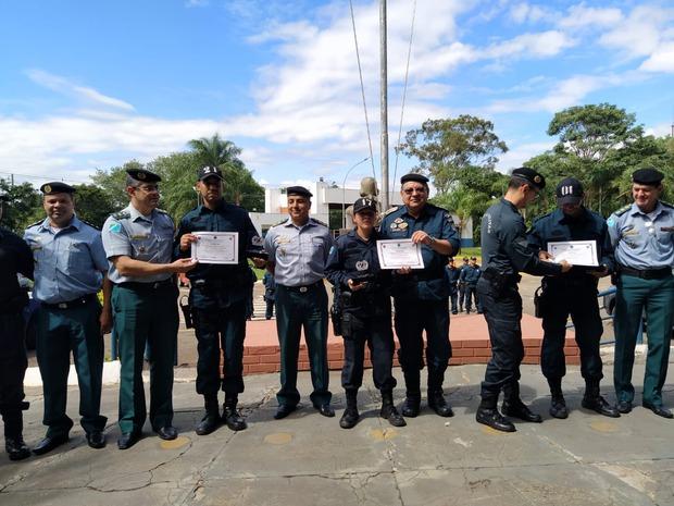 Curso de Operação de Choque da PM forma 27 policiais