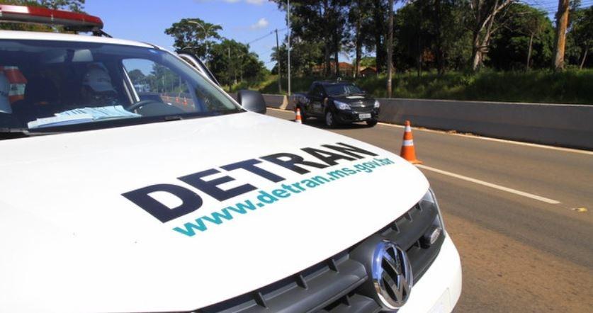 Fiscalização de Trânsito do Detran marca presença em corrida de rua neste sábado