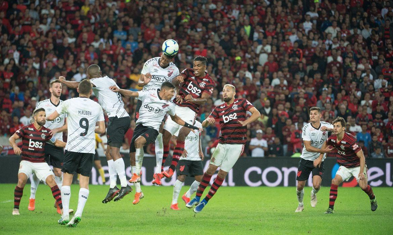Arquivo/Alexandre Vidal / Flamengo