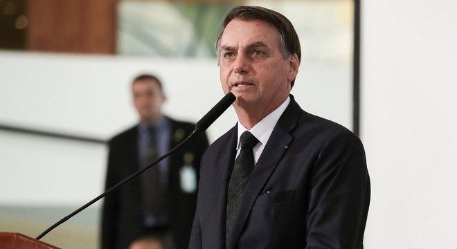 Bolsonaro usou o Twitter para manifestar apoio à prisão perpétua Marcos Corrêa/PR