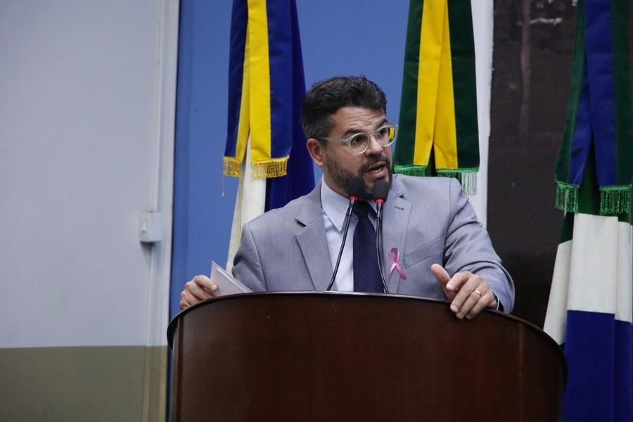Vereador Mauricio encaminhou diversos pedidos à prefeitura e Governo do Estado (Foto: Assessoria)