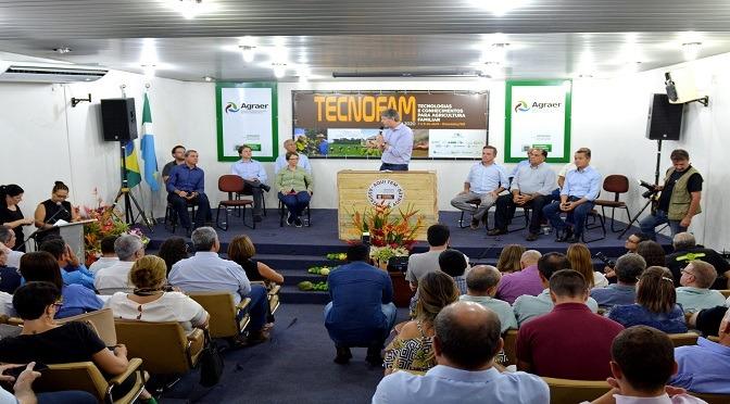 Maior feira voltada à agricultura familiar, Tecnofam acontece em abril