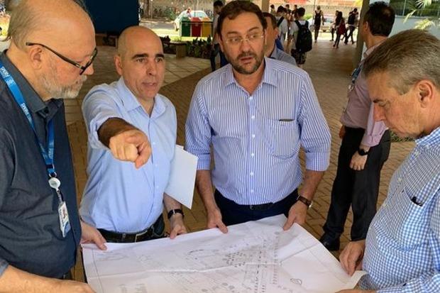 Presidente da Fiems anuncia Centro de Educação Infantil do Sesi em Três Lagoas
