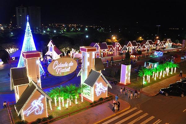 Cidade do Natal será aberta oficialmente na noite de hoje
