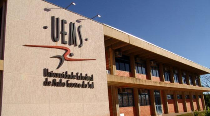 Campanha Online da UEMS irá ajudar alunos durante pandemia do Covid-19